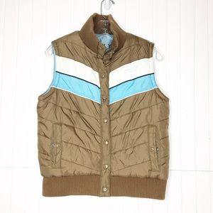 Roxy | Retro Puffer Vest